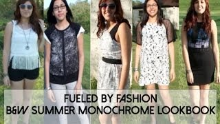 Monochrome Lookbook Thumbnail