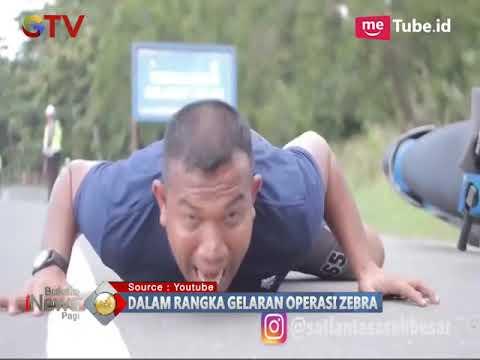 Kocak!! Video Parodi Aksi Polisi Yang Lucu Sukses Menyita Perhatian Warganet - BIP 10/11