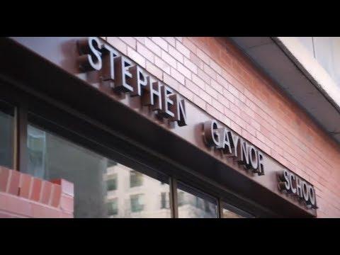 Introduction to Stephen Gaynor School