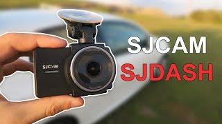 SJCAM SJDASH, la primera cámara para el coche de la marca