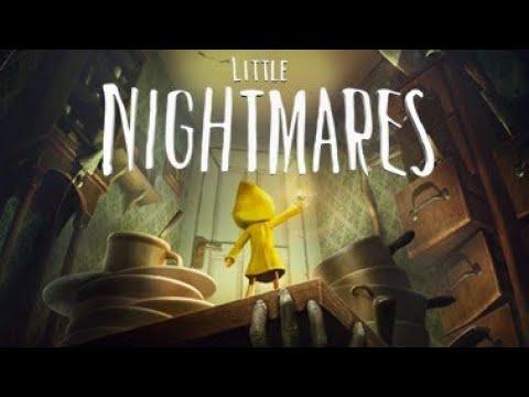 прохождение  Little Nightmare