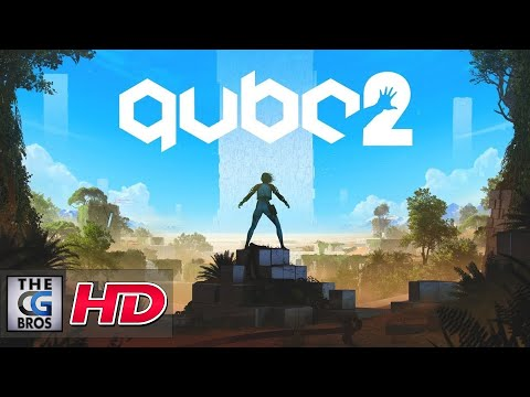 "CGI 3D Animated Trailers: ""Q.U.B.E. 2 Gameplay Trailer"" - by Toxic Games"