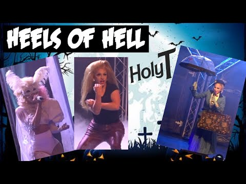 Heels Of Hell 2019 | Alaska, Miz Cracker & Courtney Act | O2 Ritz | Manchester | Part 2