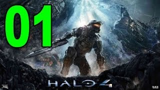 Halo 4 - Part 1 - The Awakening (Let