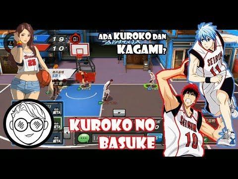 FEVER BASKETBALL X KUROKO NO BASKETBALL Android Gameplay