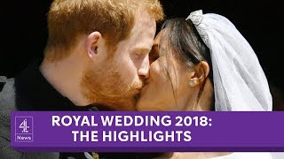 Royal Wedding 2018: Meghan Markle and Prince Harry tie the knot
