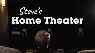 A Crutchfield editor's home theater and audio system   Crutchfield video