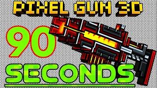 Pixel Gun 3D  CHRISTMAS ULTIMATUM vs HEART OF VOLCANO