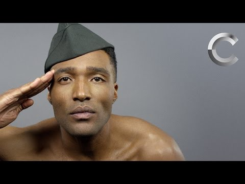 USA Men 2 (Lester) | 100 Years of Beauty | Ep 18