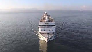Schon bevor MSC Armonia in See sticht, beginnt Ihre Entdeckungsreis...