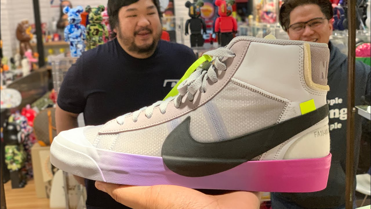 fd3bdb44230d6 SNEAKER COLLECTION LOADED WITH SAMPLES   GRAILS  DJ BIG BOY CHENG (UPDATED)