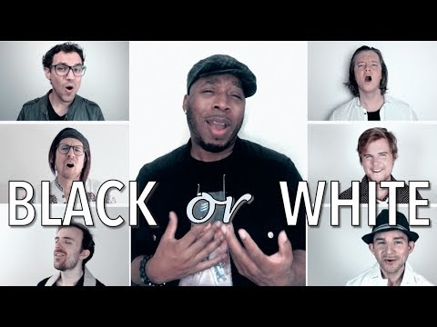 Accent - Black or White feat. L. Young (Michael Jackson Cover)