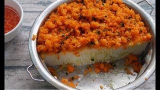 Bánh Bầu, bánh Mặn Miền Tây, làm bột bánh mềm tan, béo thơm, nước mắm đặc sắc || Natha Food