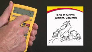 How to Calculate Gravel, Sand, & Mulch Weights and Weight per Volume | Material Estimator