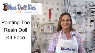 Doll Making Video Tutorials | Mini Doll Kit