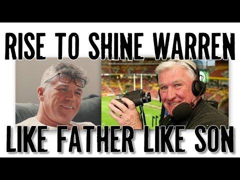Meet Ray 'The Voice' Warren's son