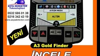 A3 Dedektör, a3 dedektör, 0532 595 0138, Altın Ayrımlı,Renkli Ekran,Dedektör Fiyatları,
