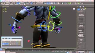 Advanced rigging for video games