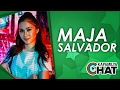 Kapamilya Chat with Maja Salvador for I'm Drunk I Love You and Wildflower