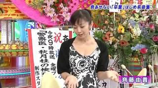 斉藤由貴とタモリ#2 娘にブチ切れる斉藤由貴