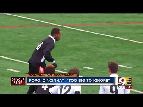 John Popovich: We're not used to winning, but Cincinnati was just too big for MLS to ignore
