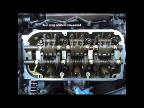 honda accord valve covers youtube