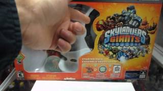Skylanders Giants Starter Pack Review and Rant - Why to get this version over the Expansion
