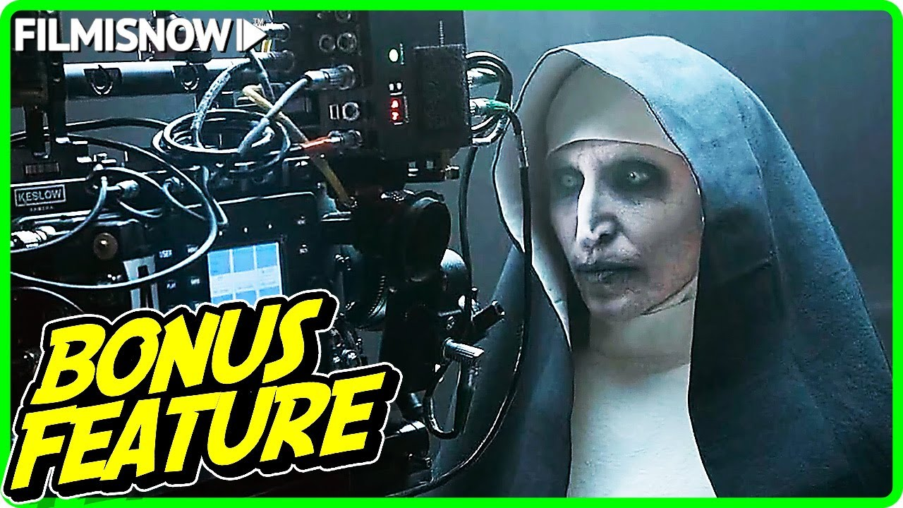 THE CONJURING   The Conjuring Universe Behind The Scenes