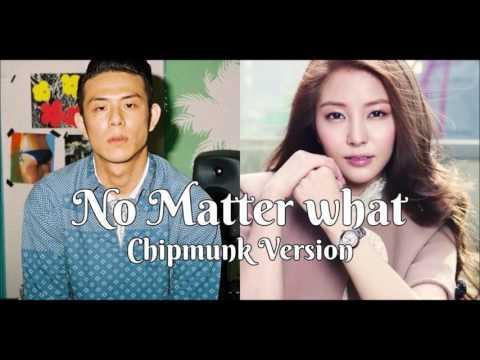 BoA X Beenzino - No Matter What [Chipmunk Version]