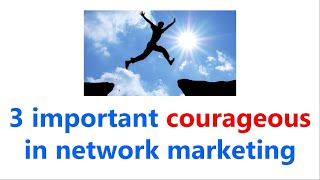 Raju D G Talk | 3 Important Courageous In Network Marketing | Why Do People Hesitate To Approach ?