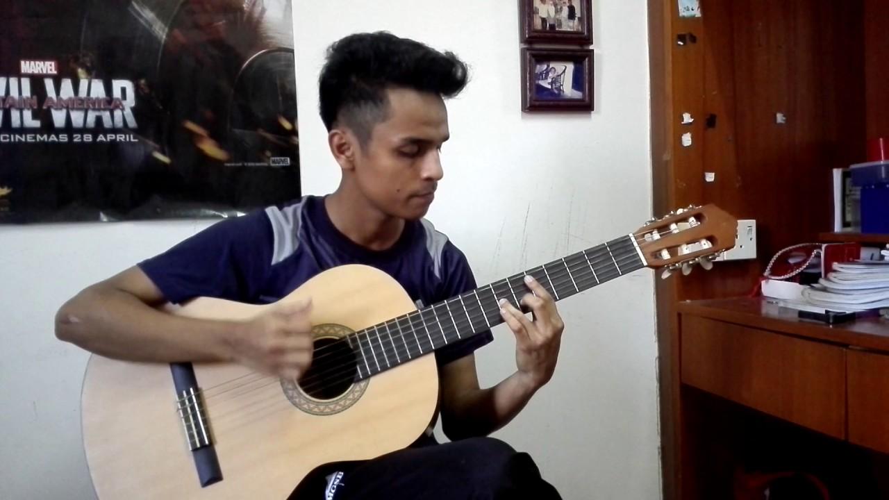 Floor 88 zalikha fingerstyle cover youtube for Floor 88 aqilah