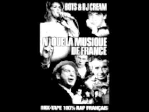 Fonky Family - Envie de Croquer le Monde DJ Cream Mix