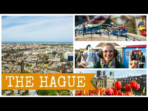 Holland off the beaten track: The Hague and Scheveningen, Netherlands 2015 FULL HD