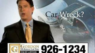 Baton Rouge Car Wreck & 18-Wheeler Accidents Attorney - Gordon McKernan - Car Wrecks Driving 1