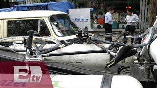 Otro trágico accidente de ciclista en La Roma / Francisco Zea