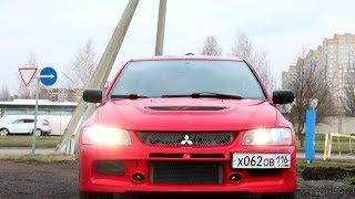 2006 Mitsubishi Lancer Evolution IX TEST Drive