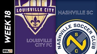 Louisville City FC vs. Nashville SC: July 6th, 2019