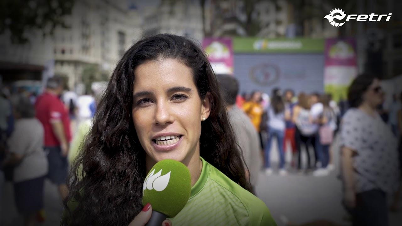MIRIAM CASILLAS - Tour Universo Mujer Iberdrola 2020