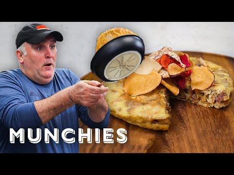 How To Make A Potato Chip Tortilla with José Andrés