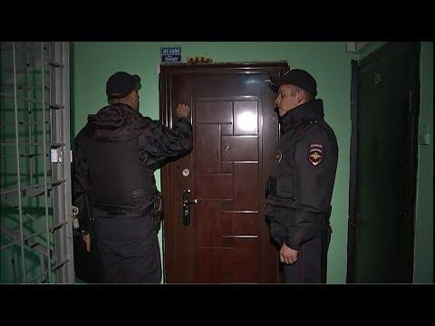 Дежурство вместе с экипажем ОМВД России по району Строгино