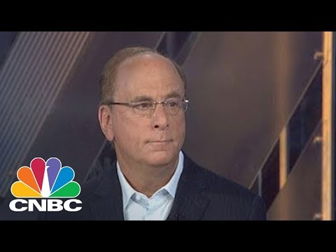 BlackRock Chairman And CEO Larry Fink One On One About The Company's Growth Strategy (Full) | CNBC