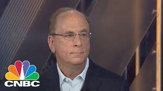 BlackRock Chairman And CEO Larry Fink One On One About The Company's Growth Strategy (Full) | CNBC thumbnail
