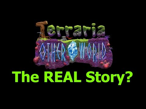 The REAL Story? Terraria Otherworld Release Date 2017 News/Update (It's NOT Cancelled!)