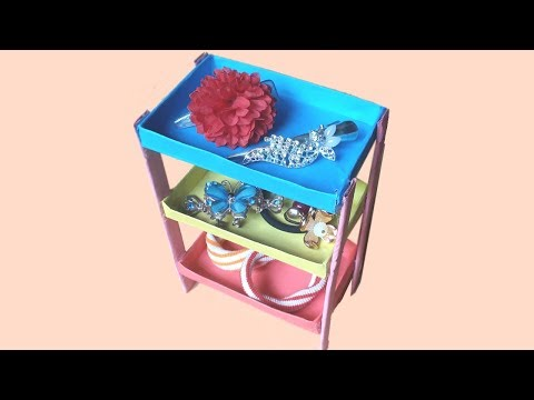 How to make a Origami Rack by useing paper | Arts And Craft| DIY best