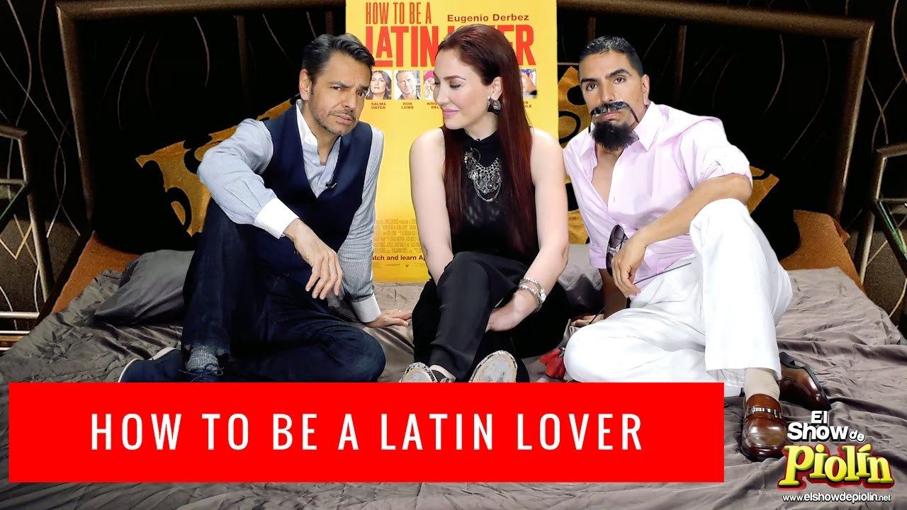 How To Be A Latin Lover Director Solution For How To For Dummies