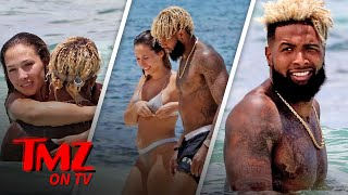 Odell Beckham Jr. Enjoying Cancun and His New Girlfriend   TMZ TV