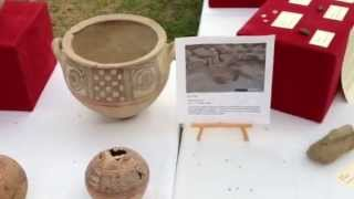 Ancient Artifacts Excavated in Israel