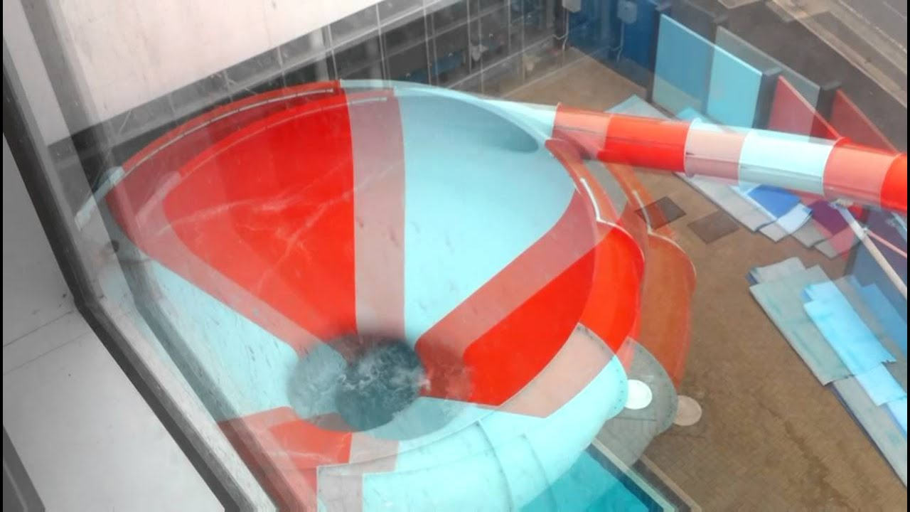 Water Slide Fun At Marion Swimming Centre Youtube