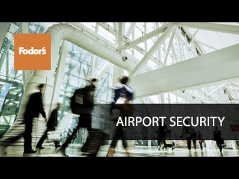 Five Tips to Get Through Airport Security Quickly - Fodor's Five