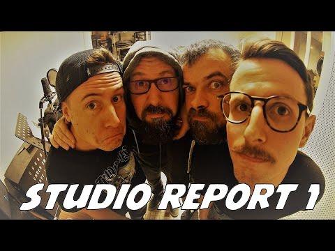 Studio Report 1 du groupe de punk rock Offshore